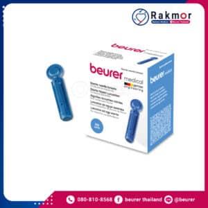 เข็มเจาะวัดระดับน้ำตาลในเลือด Beurer 25 ชิ้น ใช้กับ GL44-GL50